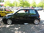 MM Motorsport's Lupo