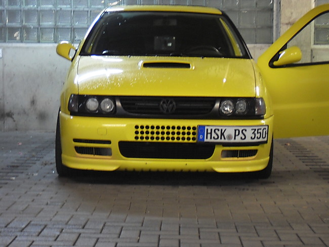 VW Polo VR6 Turbo